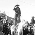 Kansas: Cowboy, C1908 by Granger