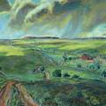 Kansas Shower                     by S Paul Sahm