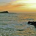 Kaohikaipu Island Sunrise  658 by Michael Peychich