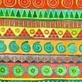 Kapa Patterns 10 by Cynthia Conklin