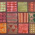 Kapa Squares 2 by Cynthia Conklin