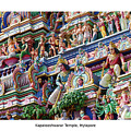 Kapaleeshwarar Temple, Mylapore by Richard Reeve