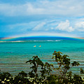 Kapalua Bay Rainbow by Lisa Puaa