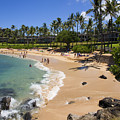 Kapalua Beach Resort by Ron Dahlquist - Printscapes