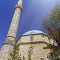 Karadoz Bey Mosque, Mostar, Bosnia And Herzegovina by Elenarts - Elena Duvernay photo