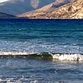 Kardamila Chios Greece by Viktoriya Sirris