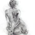 Karen - Sitting by Christopher Williams