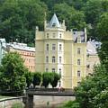Karlovy Vary 1 by Karen Granado