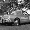 Karmann Ghia Coupe I I by Jim Smith