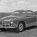Karmann Ghia Coupe I I I by Jim Smith