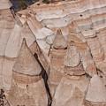 Kasha-katuwe Tent Rocks by Britt Runyon