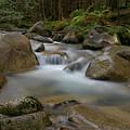 Katahdin Stream Cascades by Jesse MacDonald