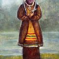Kateri Tekakwitha by Granger