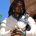 Kateri Tekakwitha Santa Fe by Susanne Van Hulst