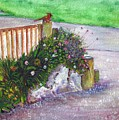 Kates Garden by Loretta Luglio