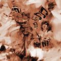Kathak Dance On Tabla  by Gull G