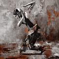 Kathak Dancer A1 by Gull G