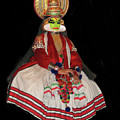 Kathakali Dancer by Art Spectrum