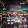 Katz Deli by Wayne Pearce