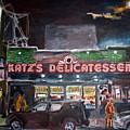 Katz Deli by Wayne Pearce