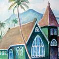 Kauai Church by Mike Segura