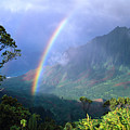 Kauai Rainbow by Brent Black - Printscapes