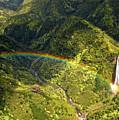 Kauai Rainbow by Susan Rissi Tregoning