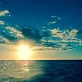 Kauai Sunset by Heather Lea Poole