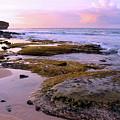 Kauai Tide Pools At Dawn by Marie Hicks
