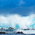 Kauai Waves by Lance Raab