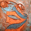 Kaweeke - Tile by Gloria Ssali