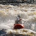 Kayak 5 by Jouko Lehto