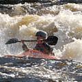 Kayak 6 by Jouko Lehto