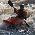 Kayak 7 by Jouko Lehto