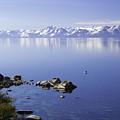 Kayak On Lake Tahoe by Martin Gollery