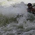 Kayaking Magic by John Meader
