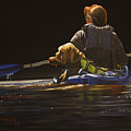 Kayaking With Your Best Friend by Laurie Tietjen