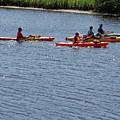 Kayaks by John Mathews