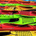 Kayaks by Risto Lavi