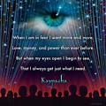Kaypacha's Mantra 11.11.2015 by Richard Laeton
