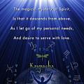 Kaypacha's Mantra 12.9.2015 by Richard Laeton