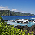 Keanae Peninsula, View by Ron Dahlquist - Printscapes