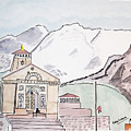 Kedarnath Jyotirling by Keshava Shukla