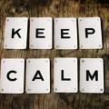 Keep Calm by Georgia Fowler
