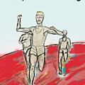 Keep On Running, Athletes by Tom Conway