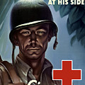 Keep Your Red Cross At His Side by War Is Hell Store