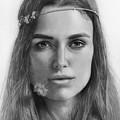 Keira Knightley by Herbert Montijo