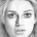 Keira Knightley by Karen Townsend
