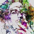 Keith Richards by Naxart Studio