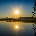 Kejimkujik Dawn by Mark Llewellyn